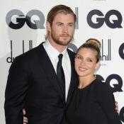 Chris Hemsworth et Elsa Pataky, couple star des GQ Awards avec Lana Del Rey