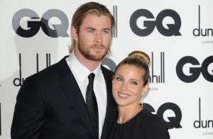 Chris Hemsworth et Elsa Pataky, couple star des GQ Awards avec Lana Del Rey