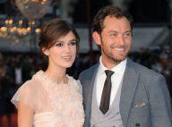 Keira Knightley et Jude Law : Le couple follement romantique d'Anna Karénine