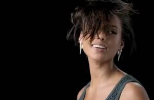 Alicia Keys : Déchaînée et magnifique pour Reebok, une Girl on fire !