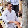 Ryan Reynolds lors de 69ème festival de Venise en août 2012
