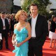 """Liam Neeson et sa femme Natasha Richardson"""
