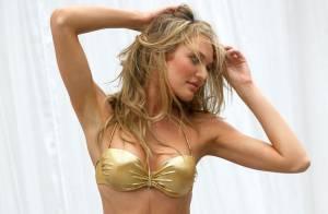 Candice Swanepoel lumineuse en bikini annonce un été torride