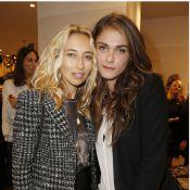 Elisa Sednaoui, Alexandra Golovanoff et Sonia Rolland, beautés mode pour Darel