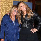 Mariah Carey : Souriante et pimpante pour saluer les mémoires de Penny Marshall