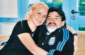 Diego Maradona futur papa : Sa jeune compagne Veronica Ojeda enceinte !