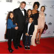 Luc Besson, entouré des femmes de sa vie, fier de son 'Hollywood made in France'