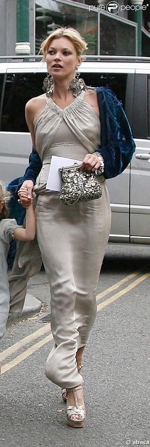 Kate Moss, belle de jour et de nuit...