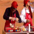 Épreuve en équipe au Maroc dans le 6e épisode de Masterchef, jeudi 27 septembre 2012 sur TF1
