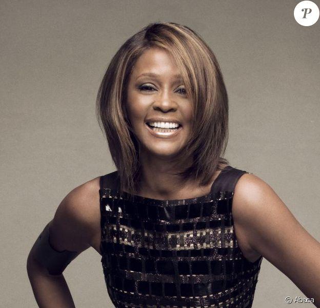 La défunte diva américaine Whitney Houston en 2009.