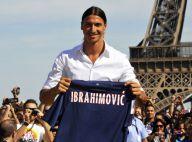 Zlatan Ibrahimovic : La star du PSG nouveau voisin de Nicolas Sarkozy