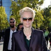 Fashion Week : Tilda Swinton et Georgia May Jagger soutiennent leurs chouchous