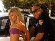 Geri Halliwell : Arrêtée en bikini, ses photos sexy offertes à ses fans