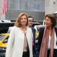 Valérie Trierweiler à New York, le 26 septembre 2012.