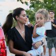 Kim Kardashian retombe en enfance à Miami, le 3 octobre 2012.