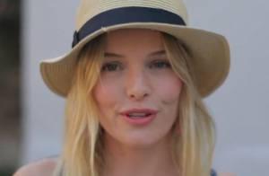 Kate Bosworth : Une égérie beauté amoureuse à l'autre bout du monde