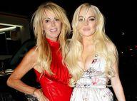 Lindsay Lohan : Bagarre avec sa mère Dina, la police intervient