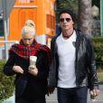"""""""Gwen Stefani et Gavin Rossdale ensemble à Studio City, quand des rumeurs de séparation émergent. Le 11 octobre 2012."""""""