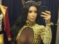 Kim Kardashian : Féline sexy pour Halloween quand Kanye West sort les griffes