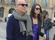 Bruce Willis et Emma : Balade en amoureux à Paris entre deux prises de Red 2