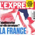 L'Express  en kiosques le 17 octobre 2012.