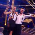Lorie et Christian dans Danse avec les Stars 3, samedi 6 octobre 2012 sur TF1