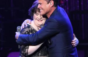 Susan Boyle : Tellement émue, elle voit son rêve devenir réalité...