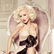 Christina Aguilera ultramince dans la pub de son parfum : de qui se moque-t-on ?