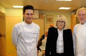 Mireille Darc retrouve Abraham de Top Chef pour Plus de Vie