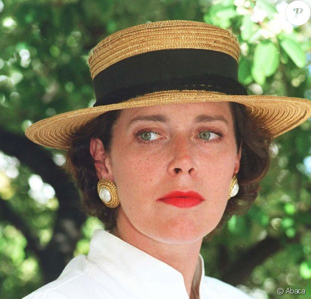 Sylvia Kristel au Festival de Cannes, le 10 mai 1990.
