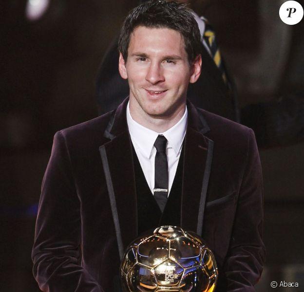 Lionel Messi désigné Ballon d'or 2011 à Zurich le 9 janvier 2012 se succédera-t-il à lui-même ?