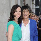 Ronnie Wood, 65 ans, et Sally Humphreys, 34 ans : 3e mariage pour le rockeur !