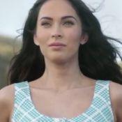 Megan Fox : Celle qui murmurait à l'oreille des dauphins...
