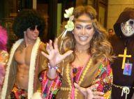 Jennifer Lopez : Look hippie fleuri pour elle et son chéri musclé Casper Smart