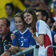 Géraldine Pillet et Jeny Priez le 12 août 2012 aux Jeux olympiques de Londres