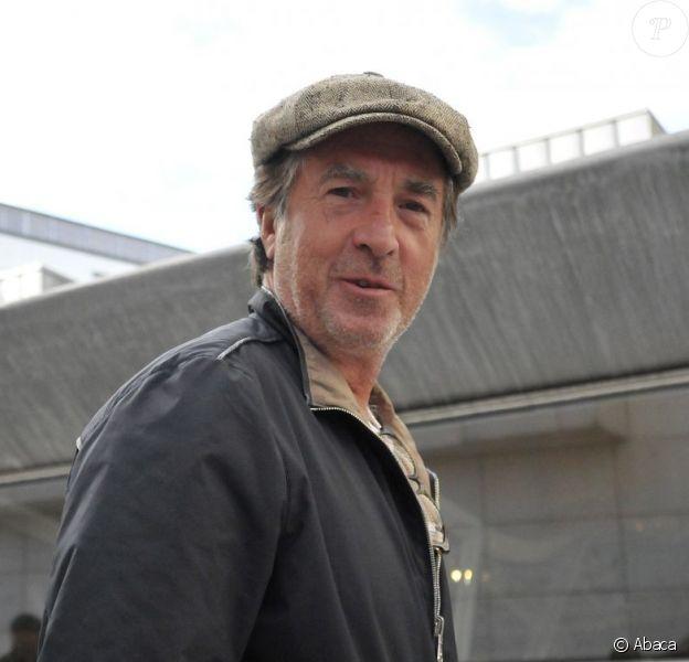 François Cluzet à Paris le 12 septembre 2012