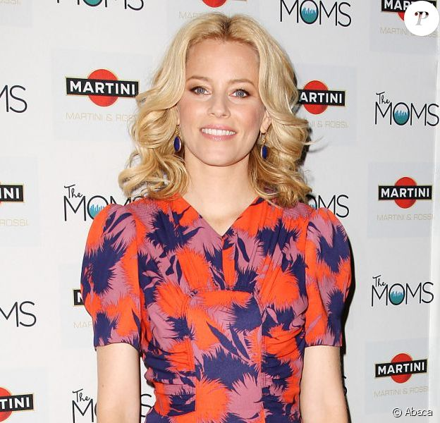 Elizabeth Banks à New York le 26 juin 2012
