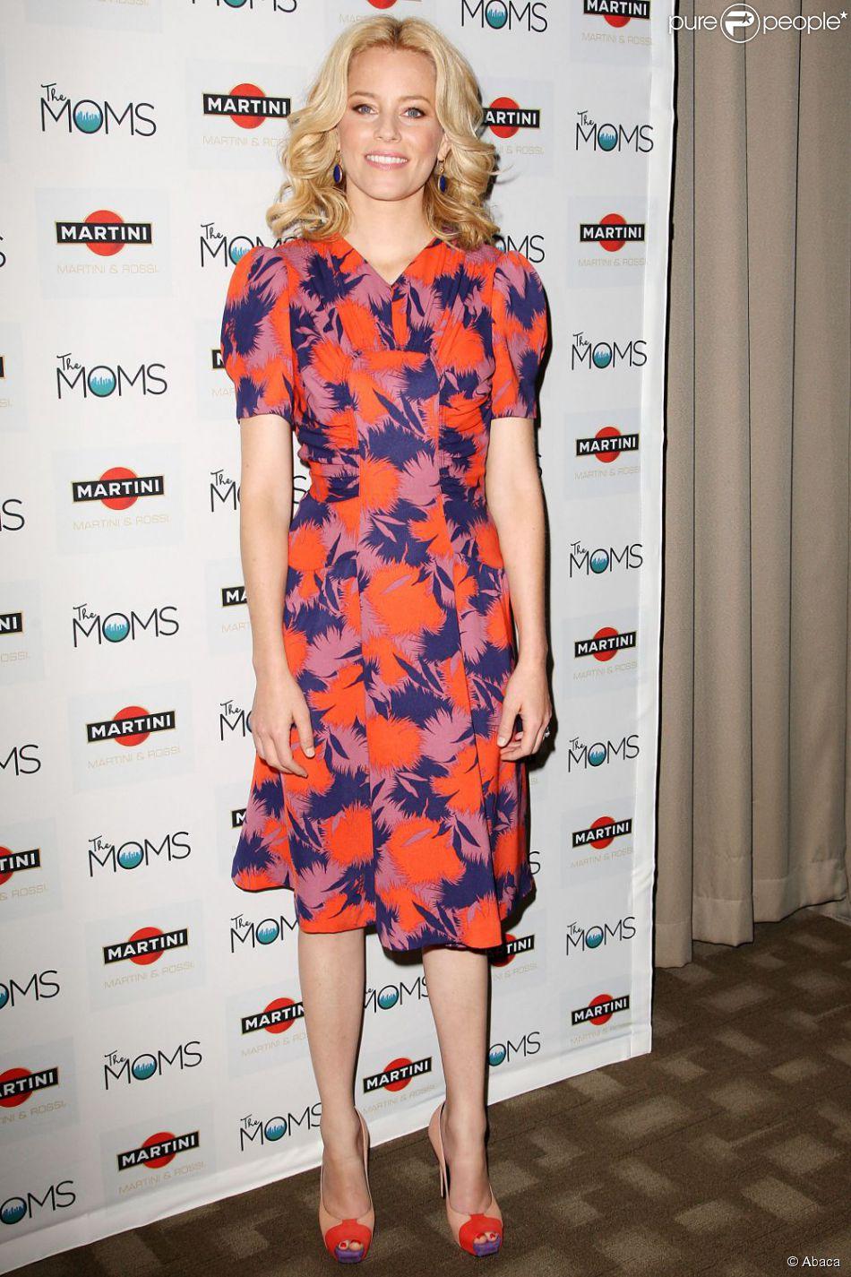 Elizabeth Banks à New York le 26 juin 2012