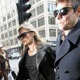 Kate Moss et Jamie Hince en balade à Londres font du shopping. Le 15 novembre 2012