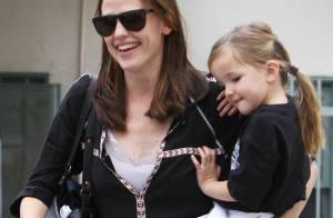 Jennifer Garner : Tendres retrouvailles avec Seraphina