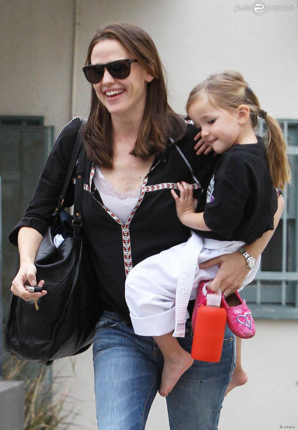 Jennifer Garner : Tend...