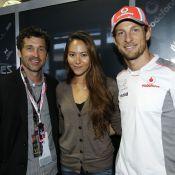 Grand Prix des USA : Patrick Dempsey, Matt LeBlanc, les people dans le paddock