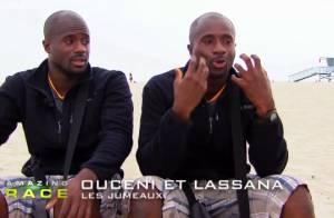 Amazing Race : Les jumeaux perdus à Hollywood, Sonja près de s'effondrer