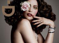 Laetitia Casta redevient mannequin sexy, son rôle le plus glamour