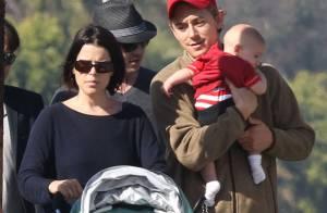 Neve Campbell : Maman épanouie avec Caspian avant de fêter Thanksgiving