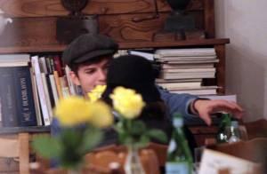 Mila Kunis et Ashton Kutcher : Amoureux à Rome pour un dîner romantique