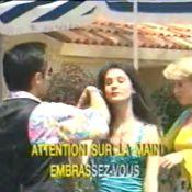Quand Marie Drucker dansait dans... la vidéo de Big Bisou de Carlos !