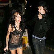 Pete Doherty, amoureux d'Amy Winehouse, avoue : ''Nous étions amants''