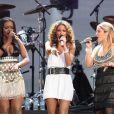 Les Sugababes au concert-événement de Mandela
