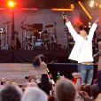 Will Smith au concert-événement de Mandela